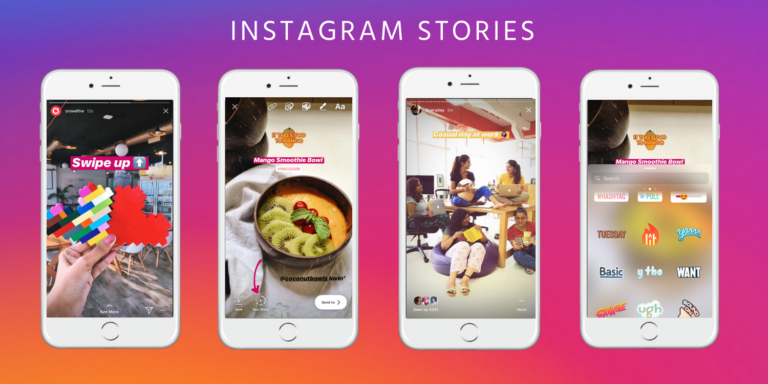 How to Use an Instgram Story For Your Own Marketing