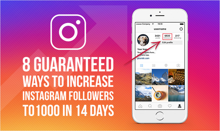 How to Increase Instagram Followers – Using Social Media to Your Advantage